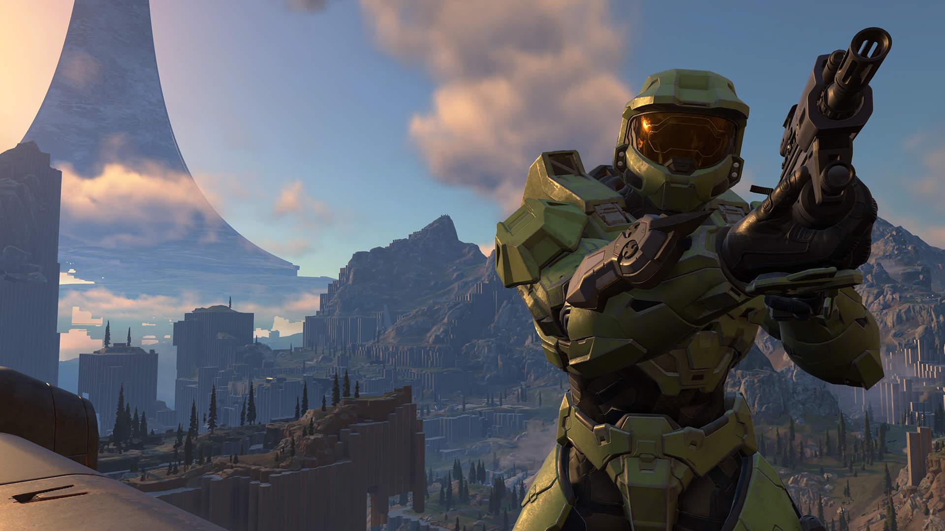 Halo Infinite Has Been Delayed Into 2021
