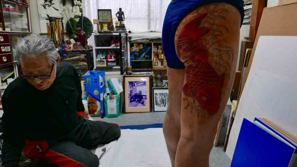 The Tattooist For The Yakuza Explains Why Tattoos Should Never Be