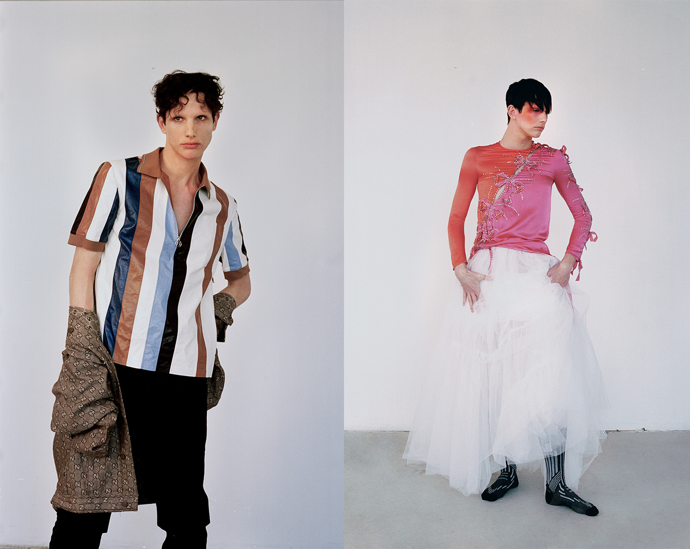 seven sydney queer boys on the power of clothing  identity and self     How does clothing allow you to express your identity in regards to your  sexuality and gender identity  Clothing can help me to express whatever  mood I feel