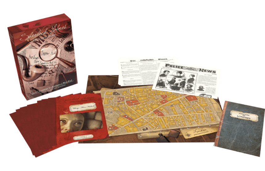 Image result for Sherlock Holmes Consulting Detective: Jack the Ripper & West End Adventures