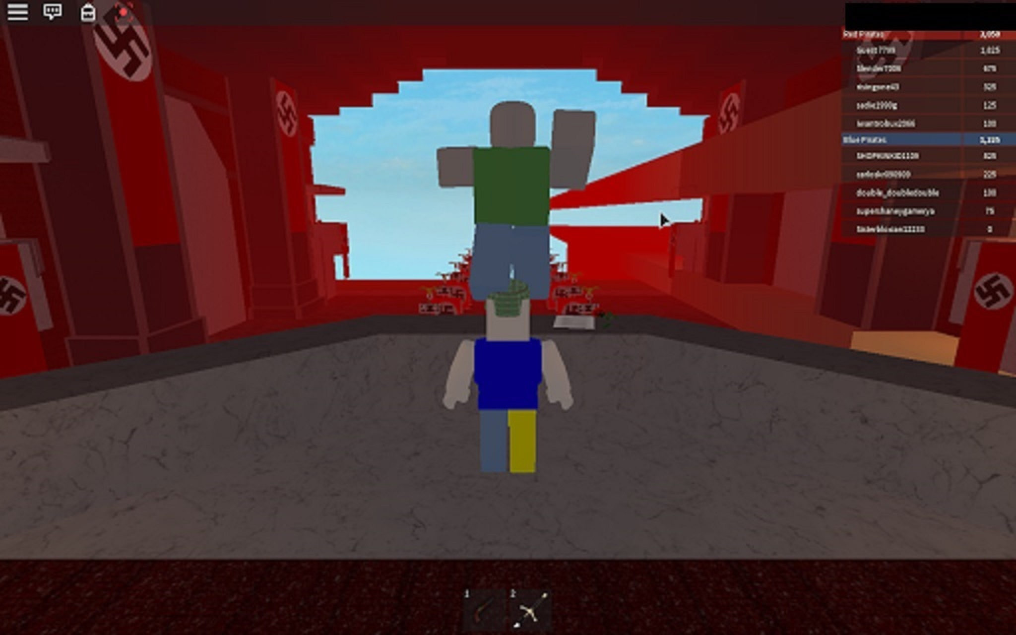 Porn And Swastikas Have Infiltrated Roblox