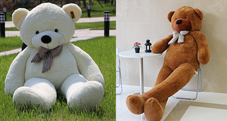 Duplicitous Teddy Bear Shocks Amazon Shoppers With Grotesquely