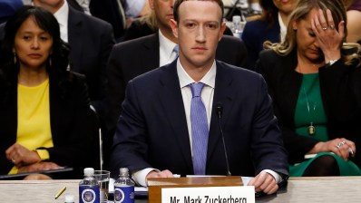Facebook CEO Mark Zuckerberg returns to Capital Hill on Wednesday for his second day of testimony in front of Congress