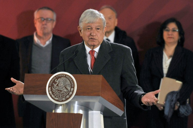 """The list of Mexican presidents linked to corruption allegations in trial of Sinaloa cartel leader Joaquín """"El Chapo"""" Guzmán has risen to three, and now includes the man currently in office, Andrés Manuel López Obrador."""