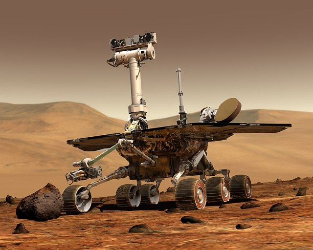 Image result for opportunity rover death