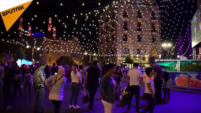 بالفيديو… رمضان يعيد الحياة لوسط بيروت