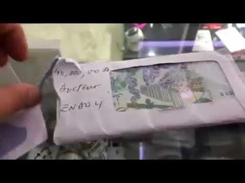 بالفيديو.. لص محترف يسطو على محل لبيع الهواتف النقالة