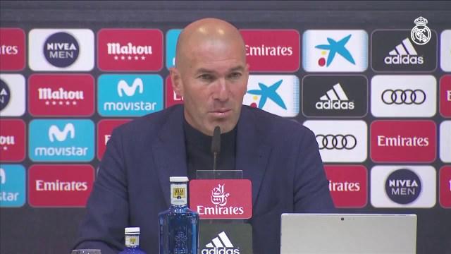 بالفيديو.. زيدان يكشف سبب رحيله عن ريال مدريد
