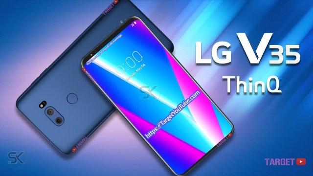 """بالفيديو: تسريبات جديدة عن هاتف """"LG V35"""" المنتظر"""