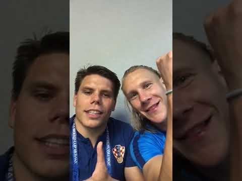 """بعد مباراة روسيا.. """"فيفا"""" يحقق مع لاعب منتخب كرواتيا بسبب أوكرانيا"""