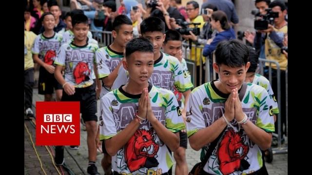"""تذكارات """"فتية الكهف"""" في تايلاند تحقق أرباحا كبيرة… ولهذا السبب يتم إيقاف بيعها"""