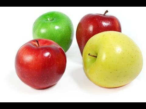 بالفيديو.. 10 أسباب تدفعك لتناول 3 تفاحات يوميا