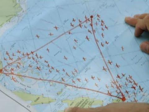 """فيديو…علماء حلوا لغز ابتلاع """"مثلث برمودا"""" للقوارب والسفن"""