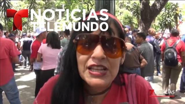 انظر بؤس من تتهمهم فنزويلا بمخطط لقتل رئيسها
