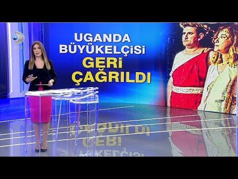 ما قصة فستان السفيرة التركية في أوغندا؟