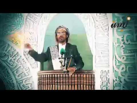 خطيب حوثي يتطاول على الصحابة ويعلن كفره بالدين الإسلامي!