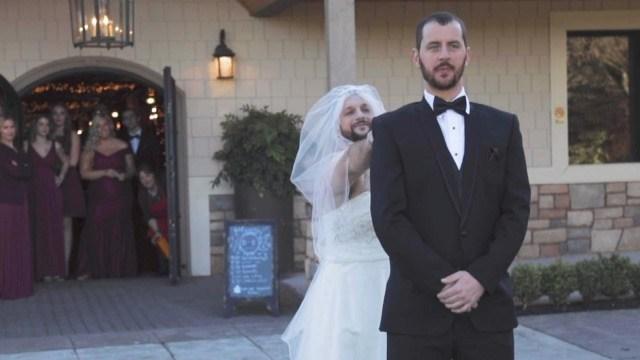 صدمة عريس من عروسه يوم الزفاف