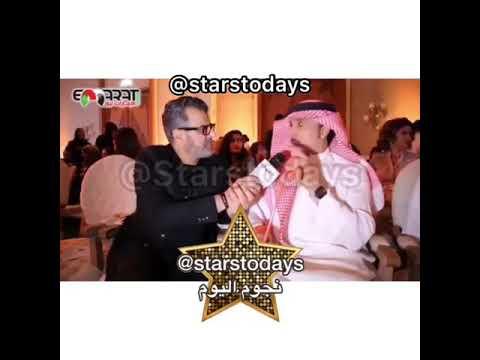 """الفنان """" عبدالله بالخير"""" يؤيد الإنجاب قبل الزواج!"""