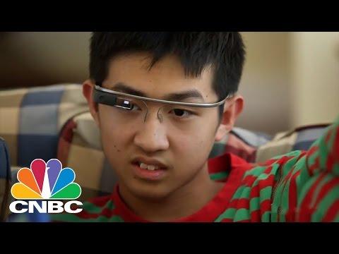 نظارة غوغل يمكنها أن تساهم في إنقاذ الأطفال