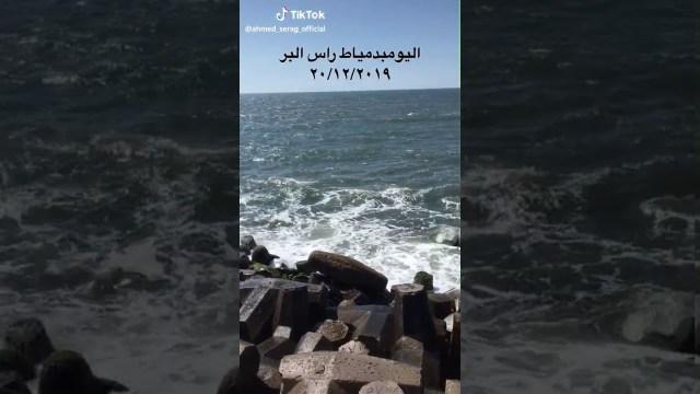 بالفيديو : أصوات مرعبة تسمع في عدد من الدول العربية .. هل هي أبواق السماء أم الحوت الأزرق ؟