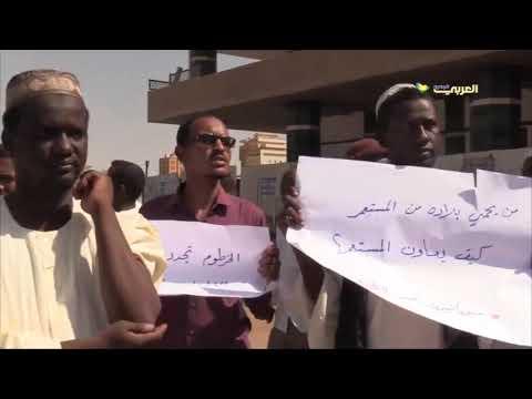 """""""جمعة غضب"""" في الخرطوم احتجاجاً على لقاء البرهان ونتنياهو"""