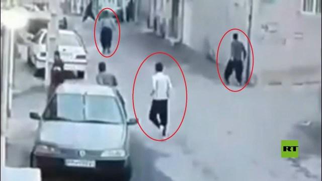 هروب سجناء إيرانيون من داخل أحد السجون خوفا من كورونا