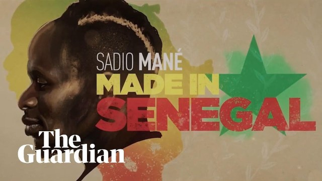 """""""صنع في السنغال"""".. فيلم وثائقي يعرض قصة نجاح ساديو ماني"""