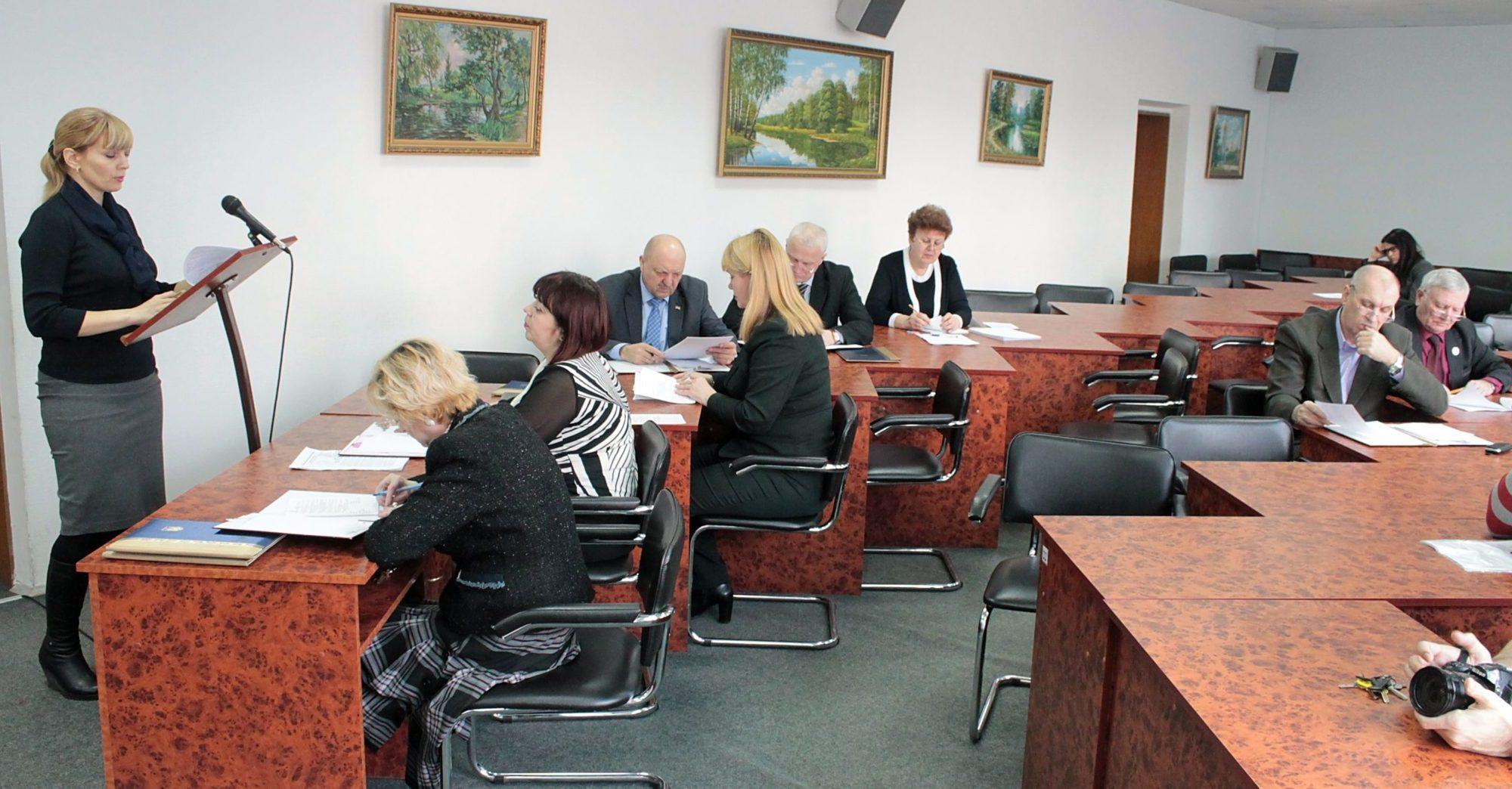 Засідання виконавчого комітету Броварської міської ради
