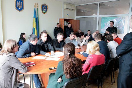 Засідання земельної комісії щодо Кулиничів