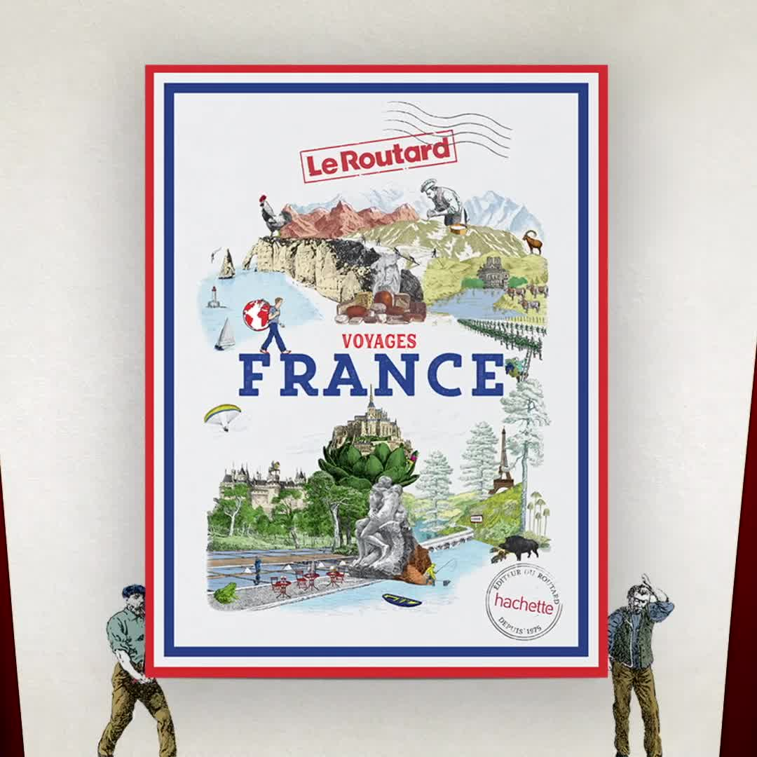 Guide Du Routard Voyages France Tout Un Monde A Explorer