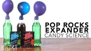 Pop Rocks Expander – Sick Science! #125