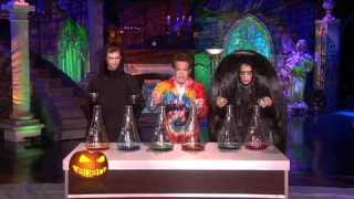 Steve Spangler on The Ellen Show – Halloween – October 2010