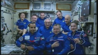 New Arrivals Welcomed Aboard the Space Station on This Week @NASA ? September 27, 2019