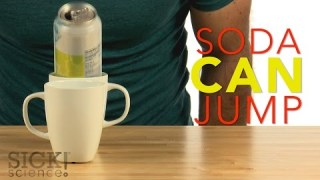 Soda Can Jump – Sick Science! #206