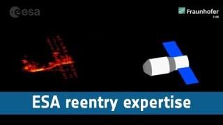 ESA reentry expertise