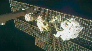 A Very Complex Spacewalk Outside the Space Station on This Week @NASA ? November 15, 2019
