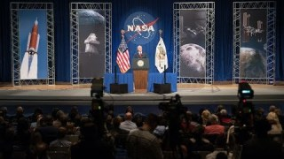 Vice President Pence Talks Future Human Space Exploration on This Week @NASA ? August 24, 2018