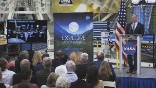 Strong Budget Support for Moon to Mars Effort on This Week @NASA ? March 15, 2019