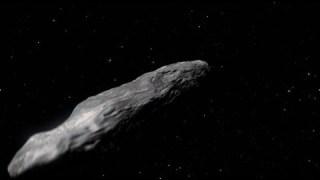 New Details about Interstellar Visitor on This Week @NASA ? November 24, 2017