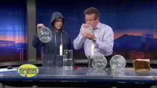 Fire Water Balloon – Coolest Conductor of Heat
