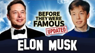 Elon Musk | Before They Were Famous | Updated Biography