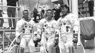 Apollo 50th: First Crew Launches on Apollo 7