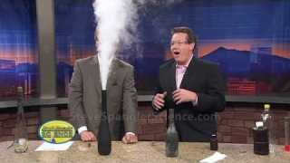 Genie in a Bottle – Cool Science Experiment