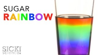Sugar Rainbow – Sick Science! #215