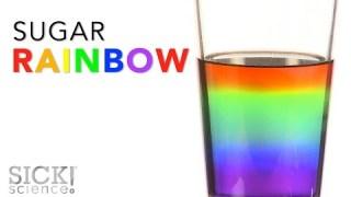 Sugar Rainbow – Sick Science! #215