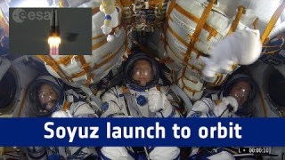 Horizons mission – Soyuz: launch to orbit