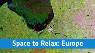 ESA ? Space to Relax / Europe from Space