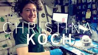 300 Days in Space for Christina Koch