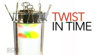 Twist in Time – Sick Science! #158