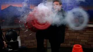 How to Make Giant Smoke Rings! – Cool Science Experiment